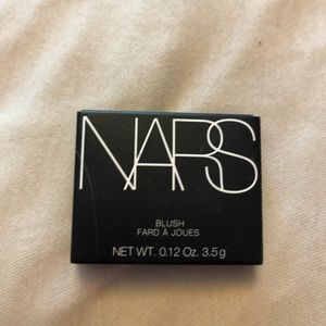Nars mini blush shade orgasm